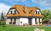 Diamant 77/59 - projekt nízkoenergetického rodinného domu