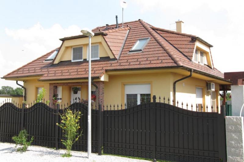 Diamant 85/97 - projekt nízkoenergetického rodinného domu