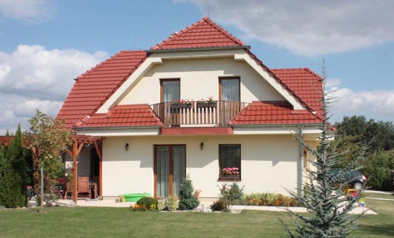 Diamant 118/118 - projekt nízkoenergetického rodinného domu