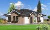 Opál 65/152 - projekt nízkoenergetického rodinného domu
