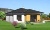 Opál 63/358 - projekt nízkoenergetického rodinného domu