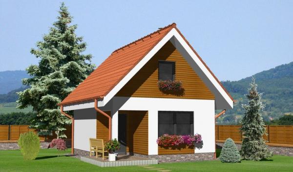 Záhradná chata 2