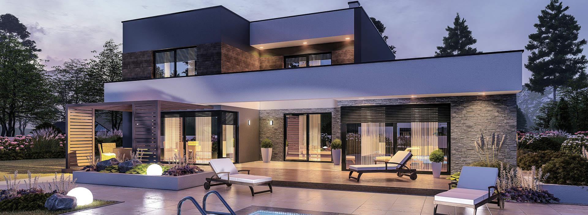 ERLIS projekty rodinných domov